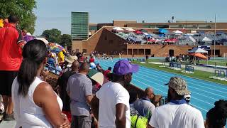Pharrah Taylor Regional Qualifier 100m Final 63019