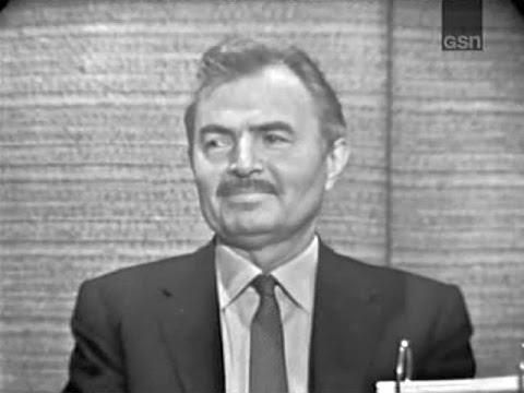 What's My Line? - James Mason; Martin Gabel [panel]; Carol Channing [panel] (Feb 21, 1965)