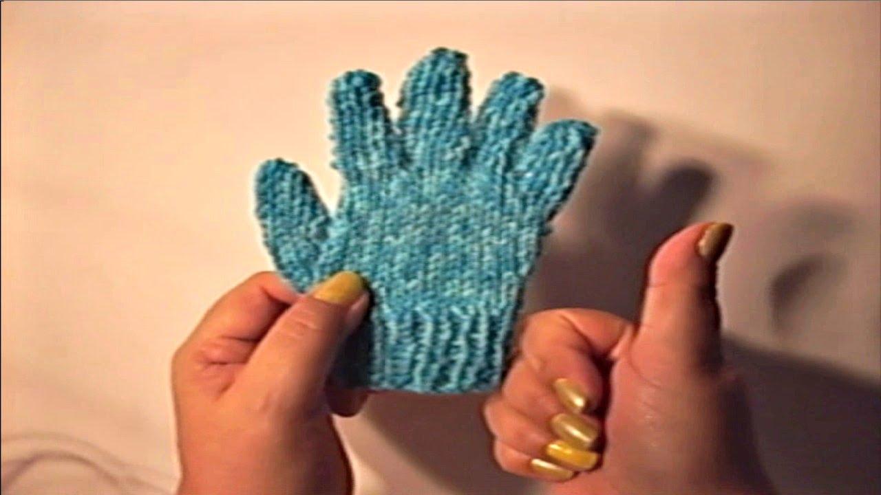 Guantes de Lana para Niño de 2 Años / Wool Gloves for Kids (2 Years ...
