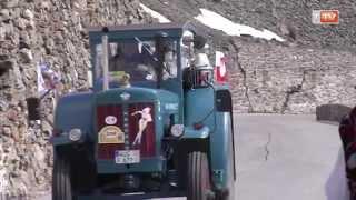 TraktorTV Folge 08 - Oldtimer Tour am Stilfserjoch