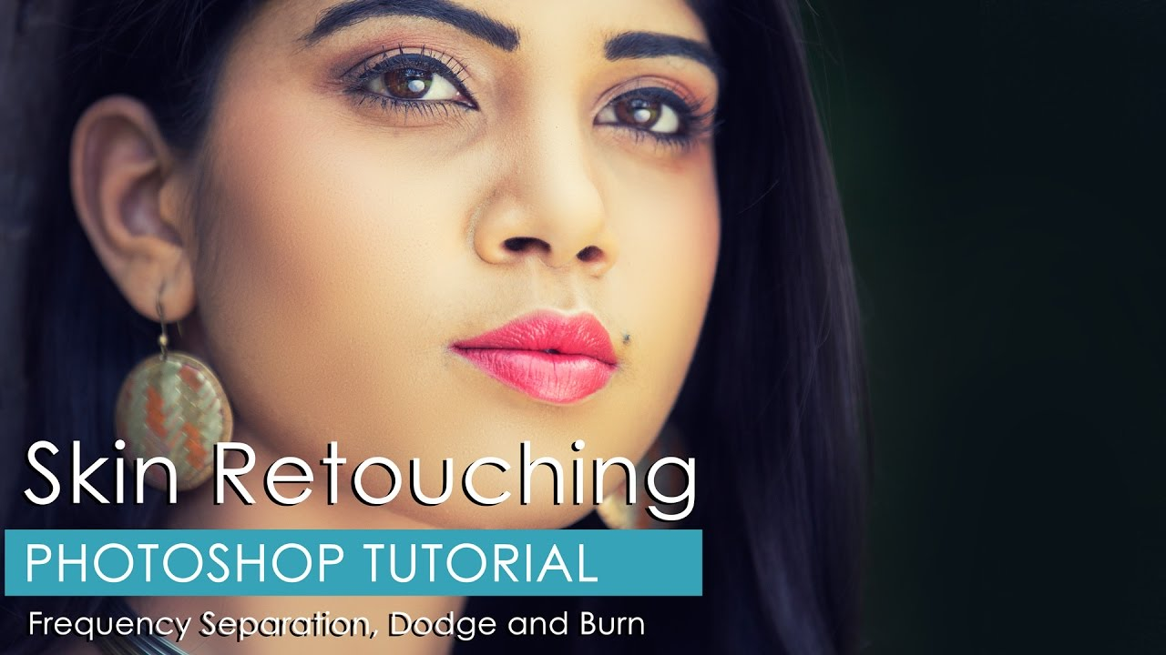 Beauty retouching in photoshop archives psd box.