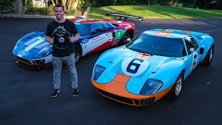 DRIVING A FORD GT40 - THE MOST LEGENDARY RACECAR OF ALL TIME
