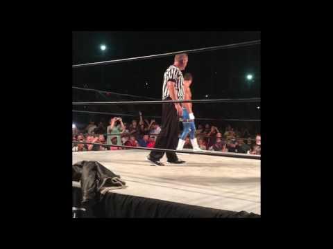 Big Time Wrestling Dorton arena Raleigh NC