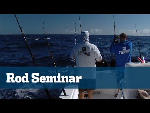 Florida Sport Fishing TV - Rod Seminar Correct Rods Inshore Offshore - Season 04 Episode 11
