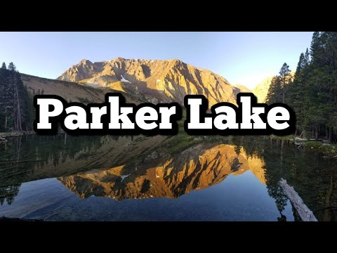 Parker Lake | Brown Trout Fishing | Birthday Backpacking Adventure
