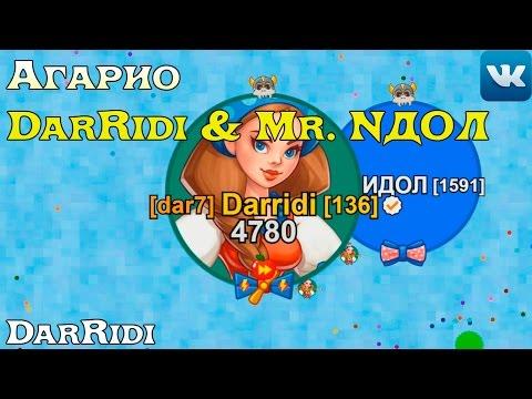 Голодные Игры круче Агарио DarRidi & Mr. NДОЛ