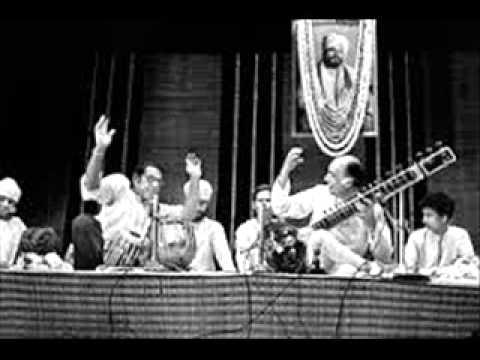 Ustad Vilayat Khan - Raga Bilaskhani Todi, Tabla  Pt  Shamta Prasad