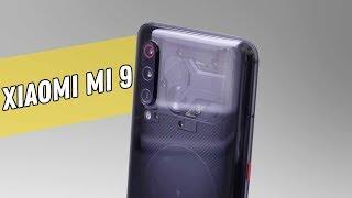 Xiaomi Mi 9 - Первая реакция