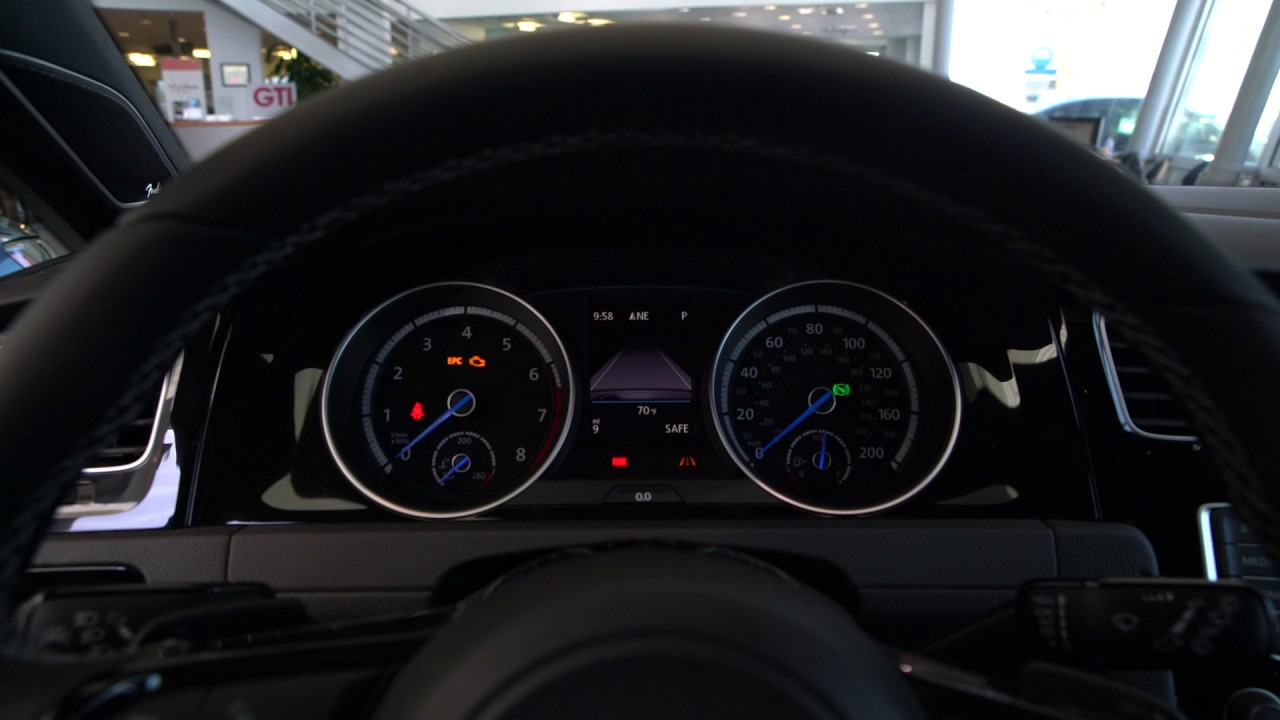 2017 Vw Golf R 4motion 3 Minute Walk Around Interior And Exterior At