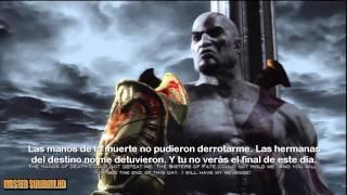 Dios de la guerra - God of war 3 Vs Poseidon Movie HD (Sub español) Part 4