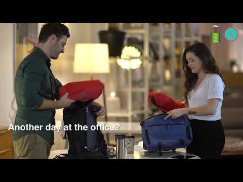 SOLZ - Solar-Powered Bags and Accessories