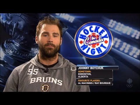 Thank you Boychuk - His best Bruins moments [HD]
