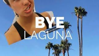 travel vlog - LEAVING LAGUNA :(