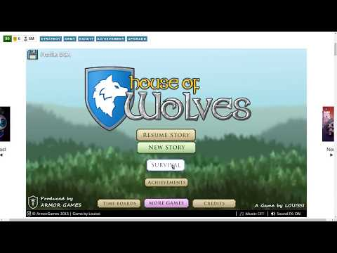 DGA Plays: House of Wolves (Ep. 2 - Gameplay / Let's Play)