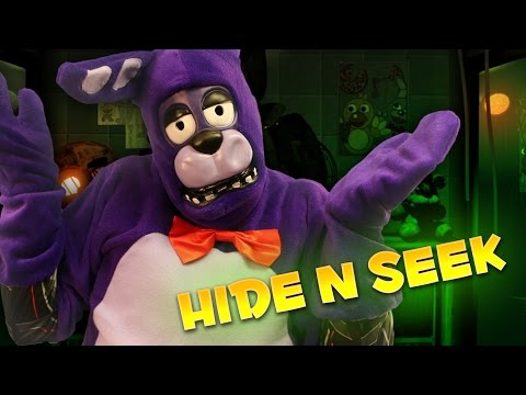 BONNIE WANTS TO PLAY!?! | FIVE NIGHT