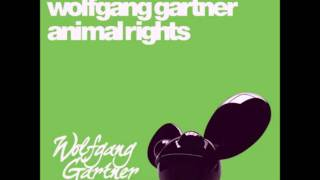 Deadmau5 & Wolfgang Gartner - Animal Rights (Album Version) HQ
