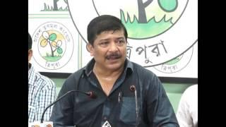 Trinamool in Tripura : end of a faltering journey
