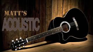 Lagu barat Matt's Acoustic Cover