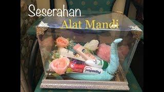 SESERAHAN HANDUK ANGSA ALAT MANDI I FOLDING TOWEL ART