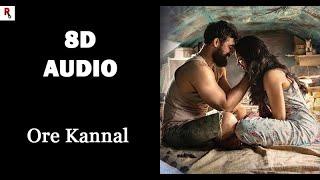 Ore Kannal 8D Audio Luca Tovino Thomas Ahaana