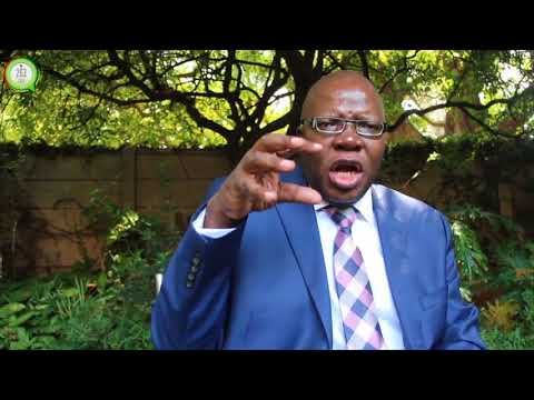 """Zimbabwe is in a total mess""  Tendai Biti  What Zimbabwe needs to do #263Chat"