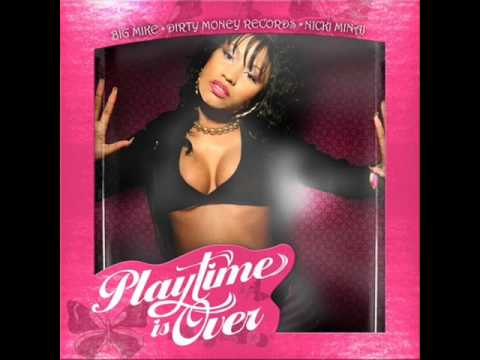 Nicki Minaj- Getting Paid