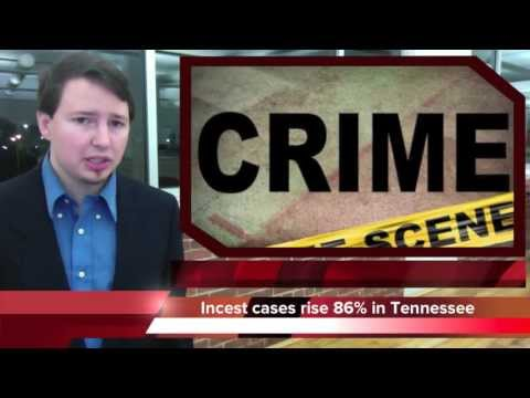 Incest cases rise dramatically in Tennessee