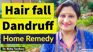 Naturopathy Treatment For Hair Loss | Essential Oil for Hair Fall & Dandruff (Men & Women) in Hindi