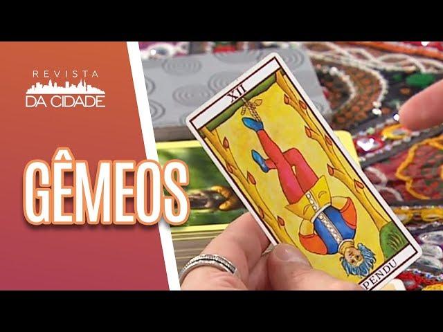 Previsão de Gêmeos 21/05 a 20/06 - Revista da Cidade (11/03/19)