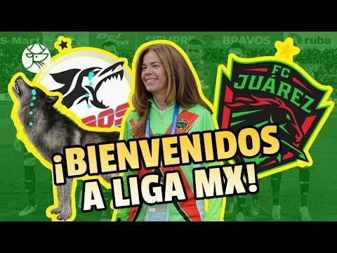 ¡SORPRESA! | FC Juárez es equipo de primera división