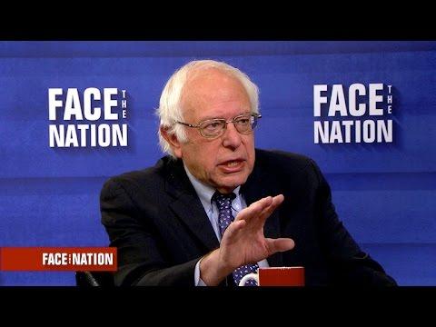 """Bernie Sanders: """"Trump has very, very good political instincts"""""""
