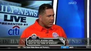 SNY: Edgardo Alfonzo on Daily News Live - 6/19/13