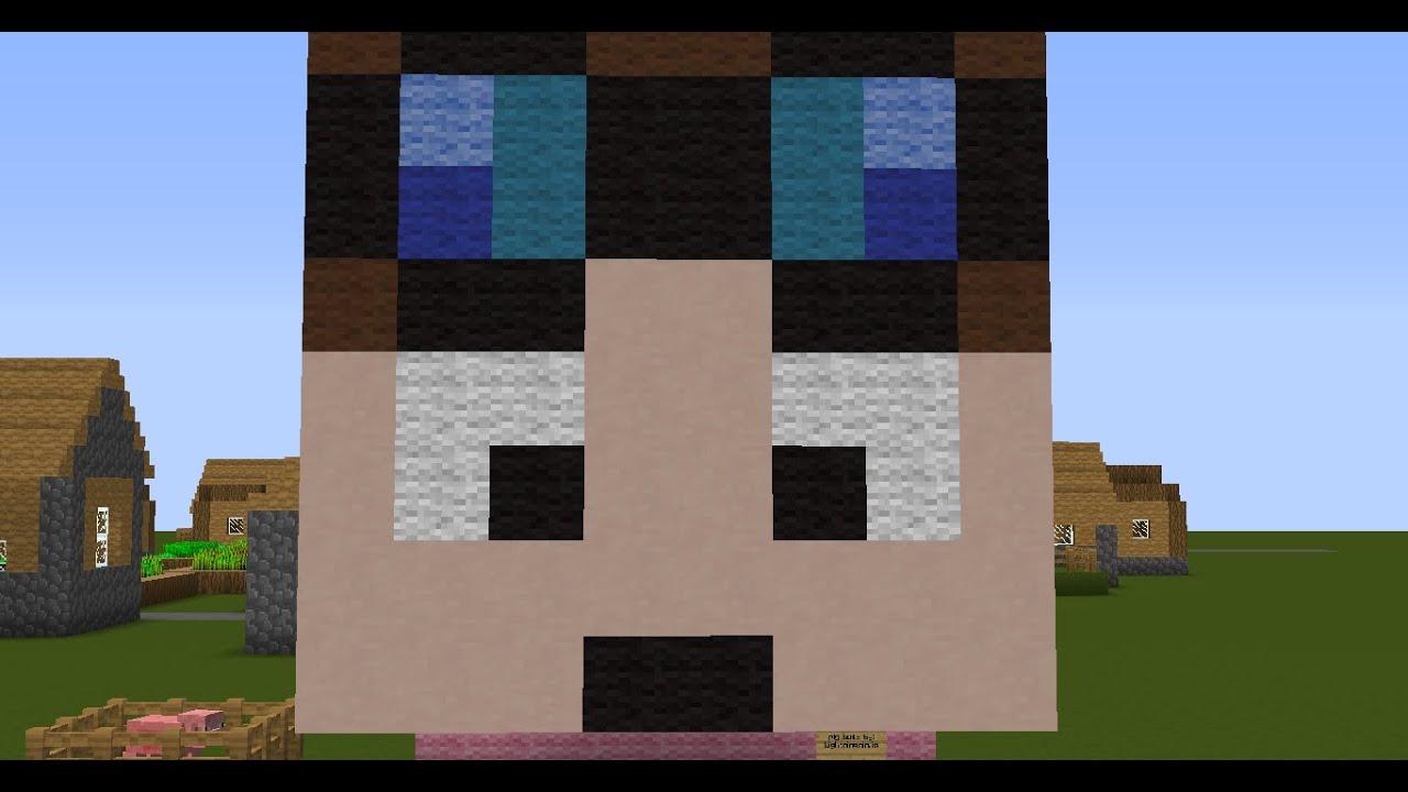 Minecraft Dantdm Skin Face