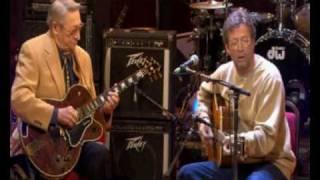 Eric Clapton - That´s Alright Mama (Homenaje al Rey del Rock´n´roll).avi
