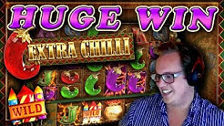Extra Chilli - 24 FREE SPINS!