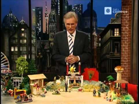 Die Harald Schmidt Show - Folge 1226 - Playmobil Ödipus