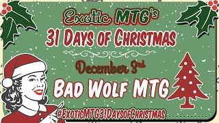 #ExoticMTG31DaysofChristmas Giveaway
