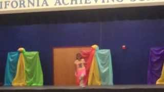 1st Grade Talent Show- Kidz Bop, California Girls