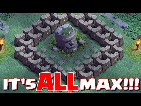 WE FINALLY DID IT!! | GEM SPREE TO MAX & GIVEAWAY!! | Clash Of Clans