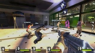 Left 4 Dead 2 - Dead Before Dawn DC Custom Campaign Multiplayer Gameplay Playthrough