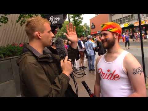 2018 Pride Parade - Halifax, Nova Scotia