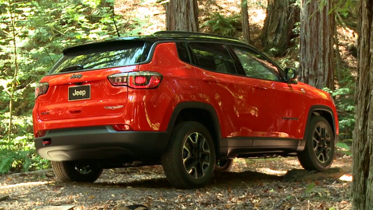 jeep compass 2018 preview youtube. Black Bedroom Furniture Sets. Home Design Ideas