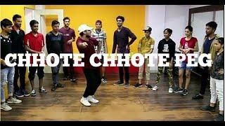 Chhote Chhote Peg | Yo Yo Honey Singh | Neha Kakkar | Dance Choreography@