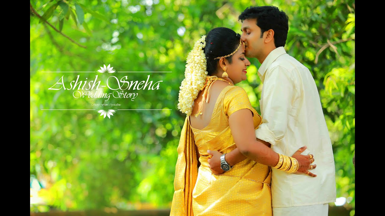 Wedding Outdoor Photography Kerala: Kerala Hindu Wedding Highlight