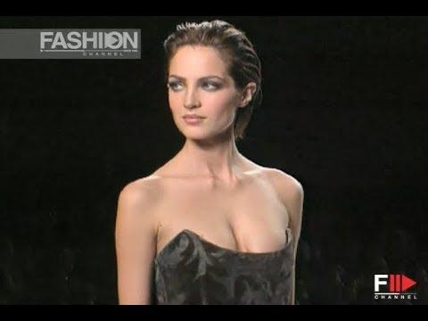 BILL BLASS Fall Winter 1997 1998 New York - Fashion Channel