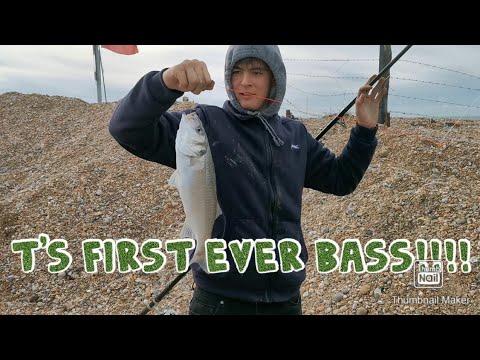 Fishing Near Dungeness Kent
