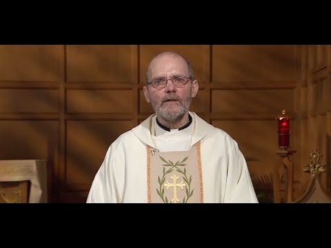 Catholic Mass Today | Daily TV Mass, Wednesday March 25 2020