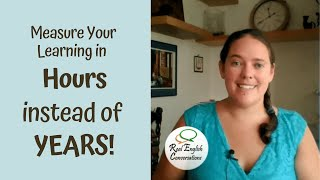 Learn English in HOURS instead of Years | Video Blog from Real English Conversations |