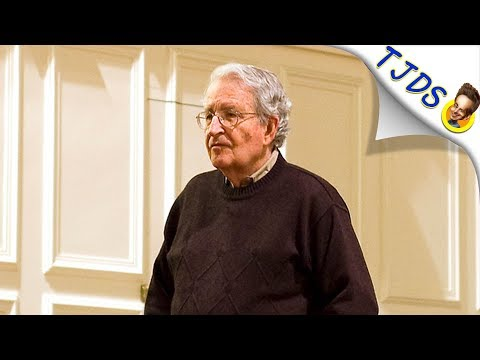 Chomsky Says US Should Stay In Syria