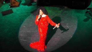 DIANA ROSS live at New York City Center (4/25/2017)